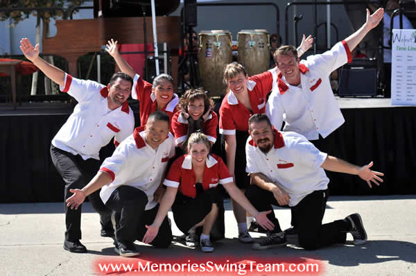 Memories Swing Team